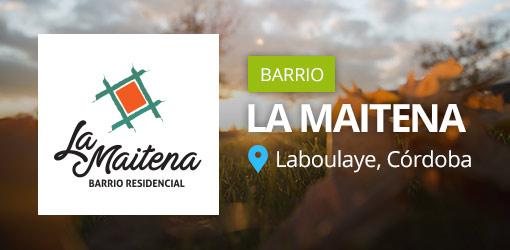La Maitena - Loteo Perimetrado en Laboulaye