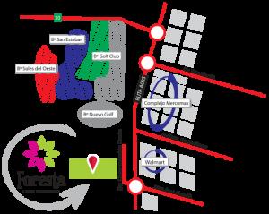 Ubicación Foresta - Loteo Perimetrado en Río Cuarto