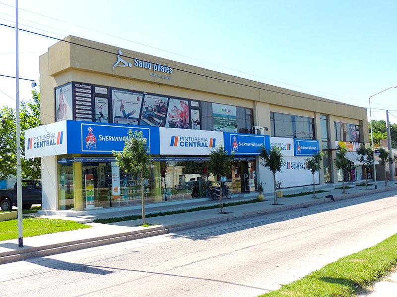 Locales Comerciales en Río Cuarto - Guiar Constructora