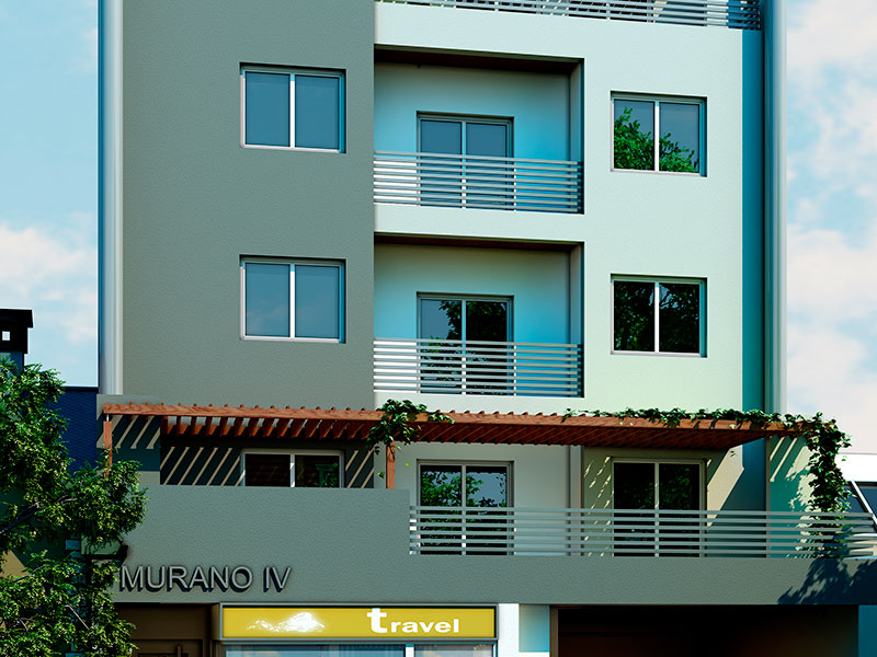 Murano 4 - Edificio en Río Cuarto - Guiar Constructora